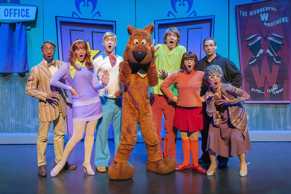 Scooby Doo Live Musical Mysteries