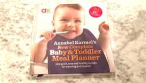 Annabel Karmel Baby and Toddler Meal Planner