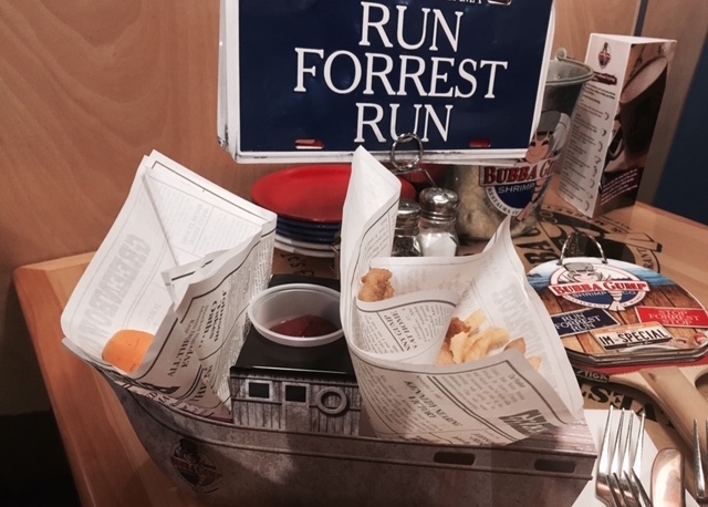 Review Bubba Gump Shrimp Co In London For Forrest Gump Family Fun
