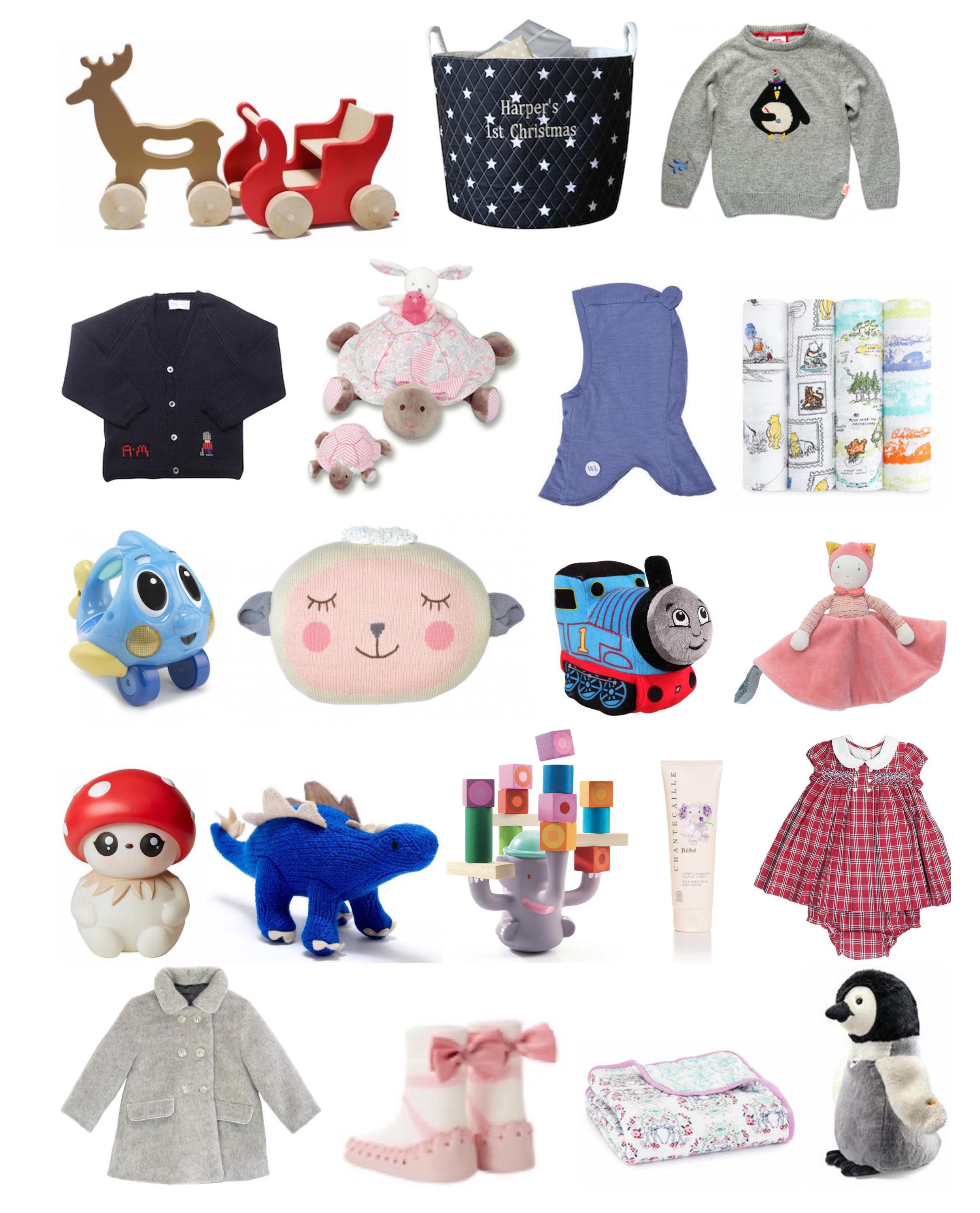 Baby Gift Ideas For Christmas : Christmas gift ideas for baby s first mummy