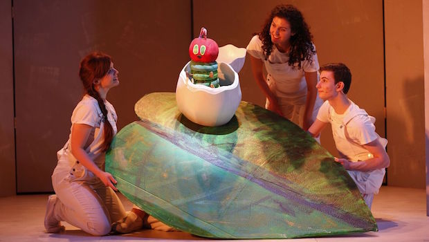 Photo Credit Owen Carey From Oct The Very Hungry Caterpillar