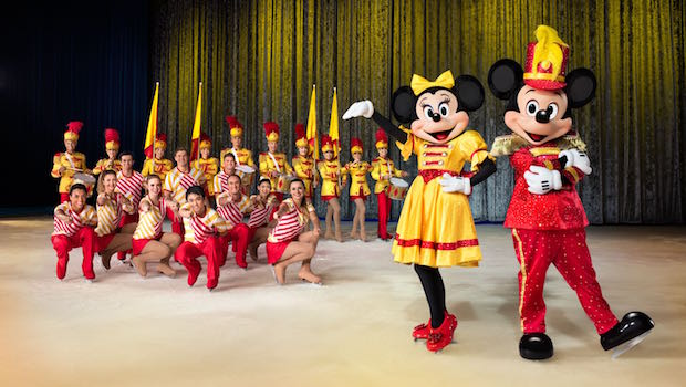 Mickey and Minnie Disney on Ice 100 Years