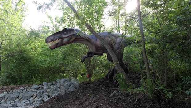 Jurassic Kingdom London Event