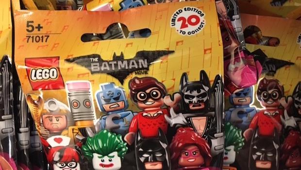 LEGO Blind Bags Minifigures