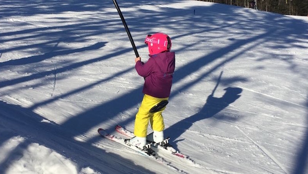 Ski holiday skiing lift