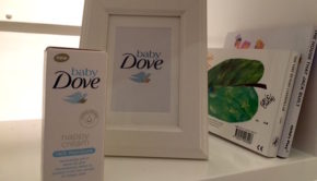Dove Baby nappy cream