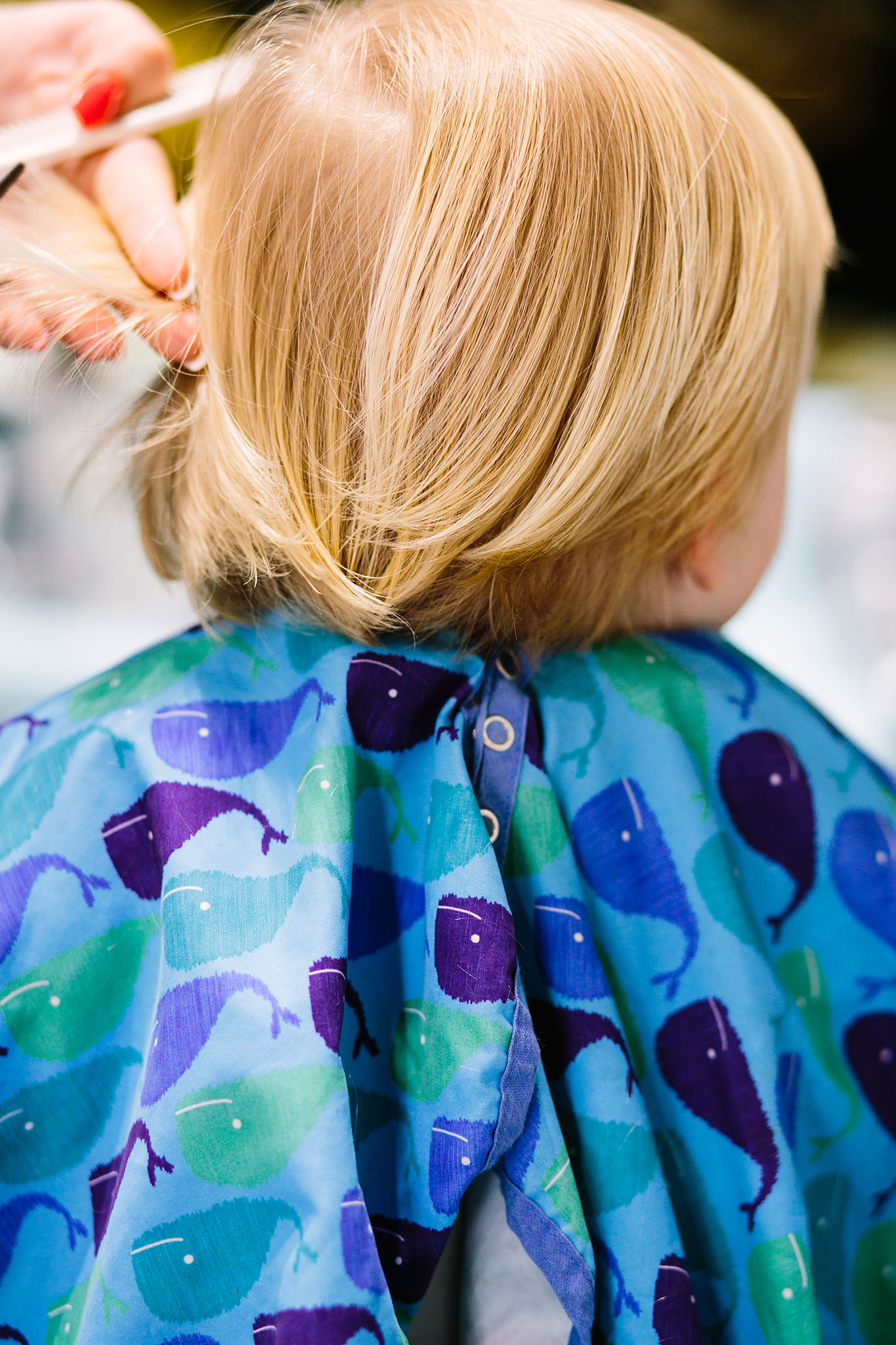 Review A Stress Free First Haircut At Trotters Kensington Mummy