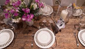 La Belle Assiette Table
