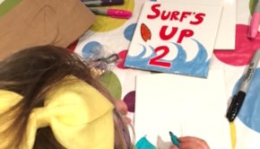 Surfs Up 2 DVD Release Event