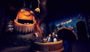 The Gruffalo River Ride Adventure has opened at Chessington World of Adventures Resort