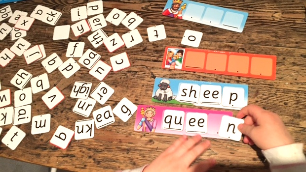 Orchard Toys Match and Spell Next Steps Review