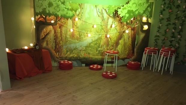 The Fairy Treehouse Fairy Birthday Space