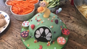 Teletubbies Bespoke Birthday Cake Sweet Prelude