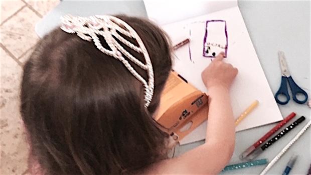 Bitmoji Drawing Phone