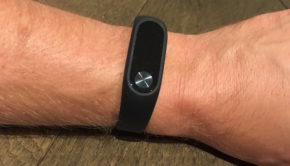 Mi Band Fitness Band Black