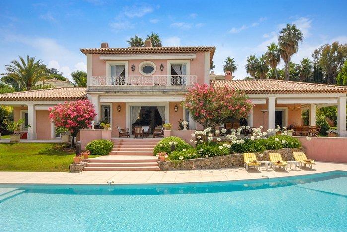 Clickstay Villa Cap d'Antibes