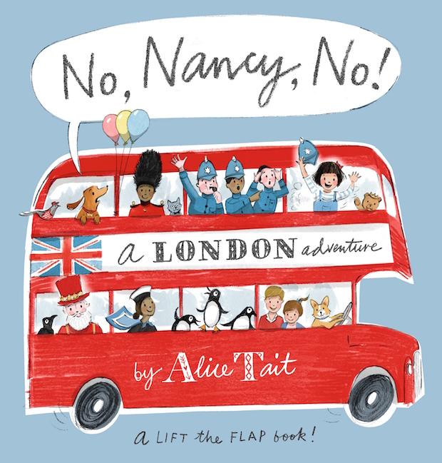 No Nancy No A London Adventure
