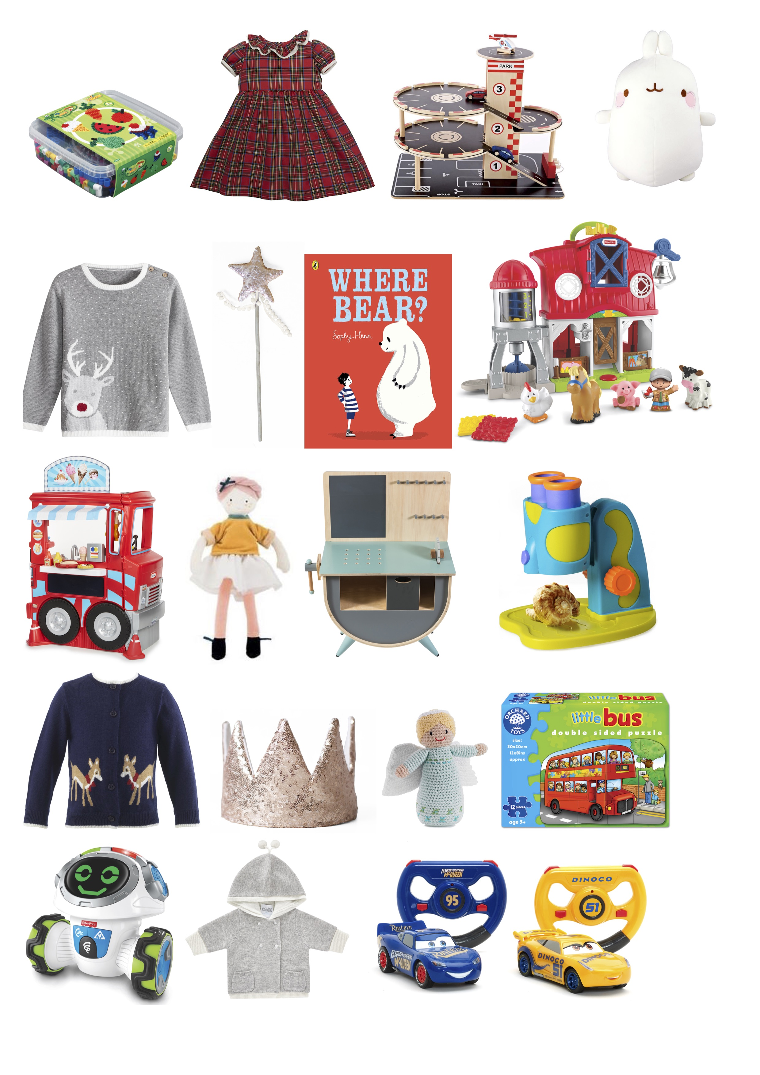 25 Christmas gift ideas for little ones - Mummy in the City