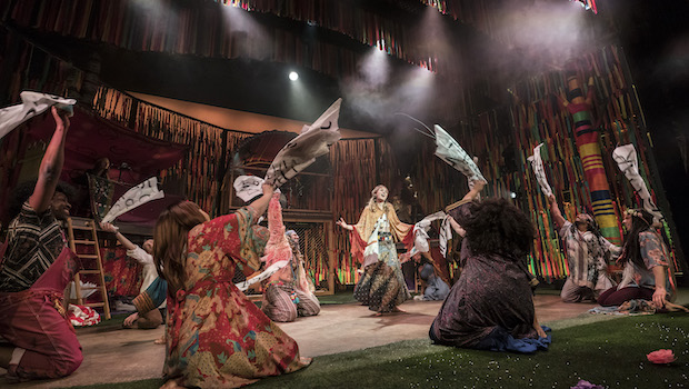 Review: Hair the Musical brings the hippie era to New